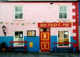 Dan Foley's Pub in Annascaul