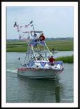 Murrells Inlet, July 4th Boat Parade