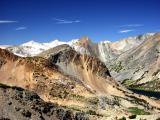 Burro Pass Hike, August 2003