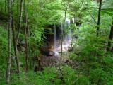 Big Laurel Falls 1