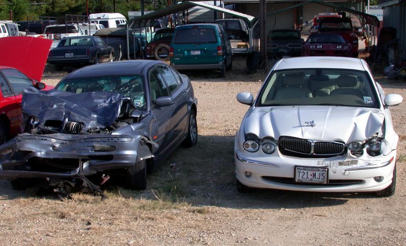 Jag VS BMW