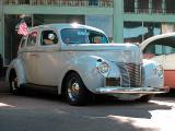 1940 Ford Deluxe 4 door sedan