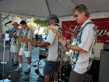 The Goofyfoots surf band