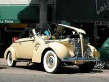 1938 Buick Convertable 2 door coupe