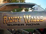 Randy Walls funny car