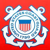 2003 - USCG emblem on HC-130H #CG-1502 Coast Guard stock photo #6821