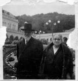 My father's parents, Vienna, early-to-mid-1930s