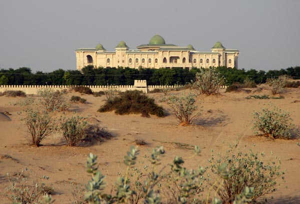 Emir of Sharjahs Palace