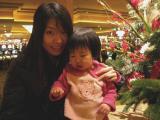 HyunJoo and Lauren