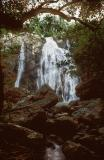 Waterfall on Ko Samui.
