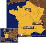 This is where Chamonix is