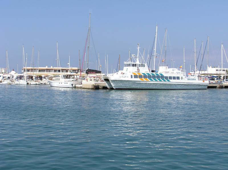 Ferry Rapido de Formentera
