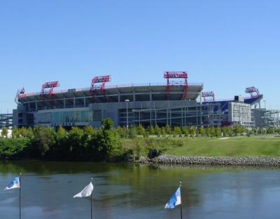 Nashville Titans Stadium