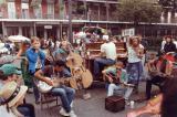 Jackson Square Street Musicians