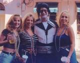 It's good to be Dead Elvis