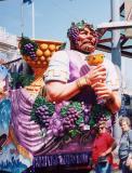 Hail Bacchus, God of Wine
