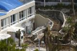The Sonesta Beach Hotel, a very nice place, will be closed until next year for repairs. Hard to believe, but a boat was blown into a third floor room during the storm.