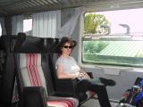 First class train to Gorizia