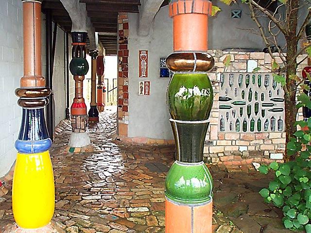 Hundertwasser three