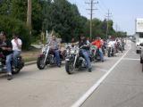 2003 Harley Week in Milwaukee, plus Book & Bud Party