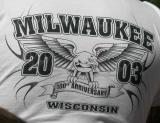 2003 Harley Davidson 100th Birthday Parade