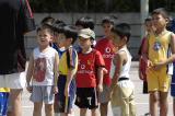 Football Training of the Boys