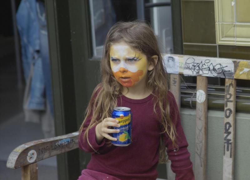 Face Painting, London, UK