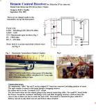 RC Emerson diagram with picture and notes on how to make the solid state relay.