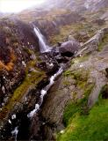Conor pass waterfall