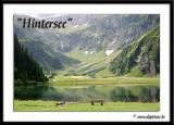 Hintersee-Krimmler-Oostenrijk