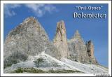 Drei Zinnen Dolomieten-Italy (2003)