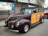 1939 Ford Deluxe Wagon (woodie)