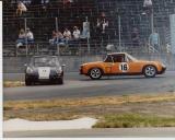 Seattle, WA 1970 Porsche 914-6 GT - sn 914.043.0000