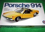 Entex 1-20 Sca 1970 Porsche 914-6  Yellow 001.bmp