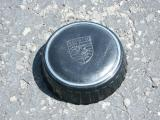 Porsche 914-6 GT Leather Horn Button