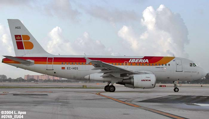 iberia a319 111 ec hgs departing miami for the last time aviation photo 0749 photo sunbird photos by don boyd photos at pbase com iberia a319 111 ec hgs departing miami