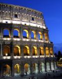 Rome, Italy - October, 2003