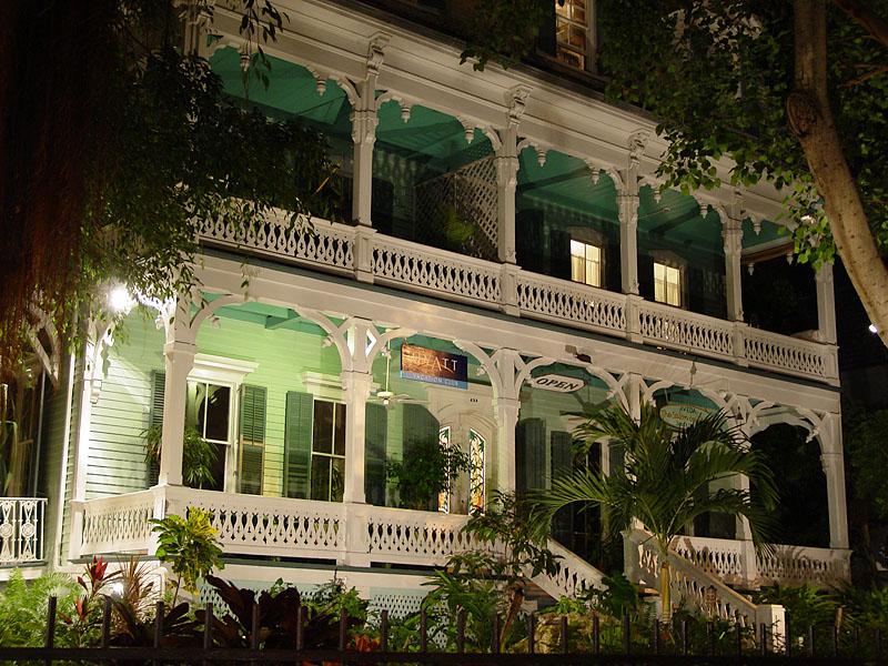 Hyatt Hotel in Key West