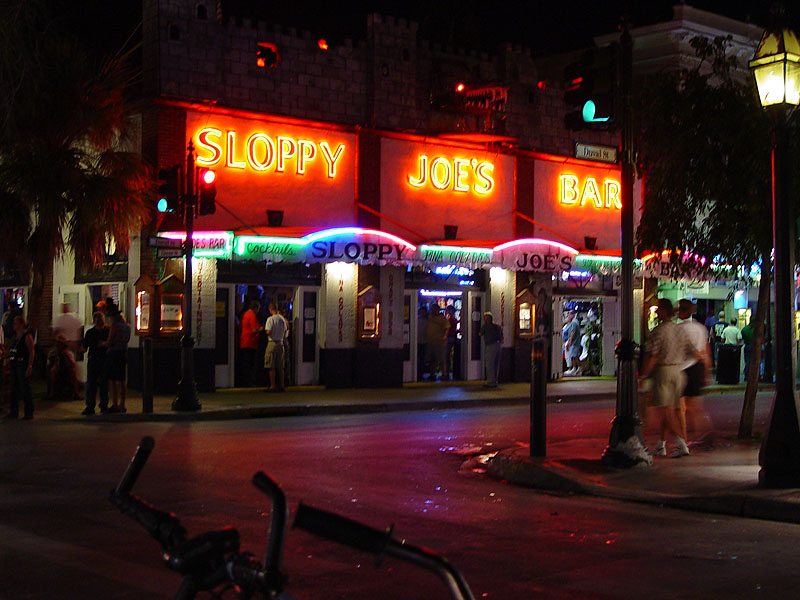 Sloppy Joes Bar - Key West