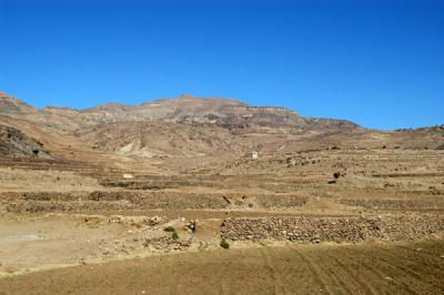 Jabal an Nabi Shuayb, 3666m, the highest on the Arabian Peninsula