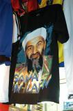 ...Osama bin Laden t-shirt...