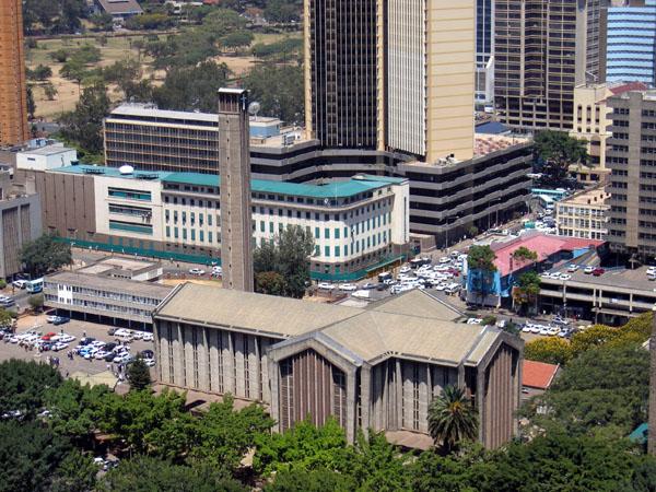 Holy Family Cathedral Basilica, Nairobi