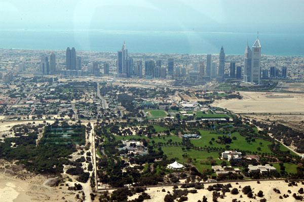 Zaabeel and Sheikh Zayed Road