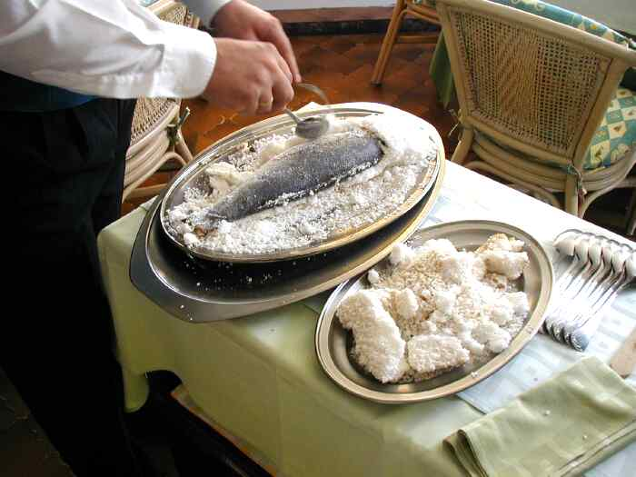 Lubina (Bass) Baked in Salt.jpg