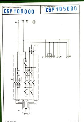 Overall wiring diagram for Emco-Maier Super 11 lathe #4 ...