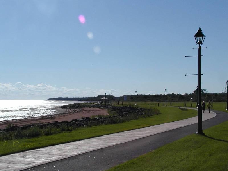 Summerside Boardwalk ~ Prince Edward Island