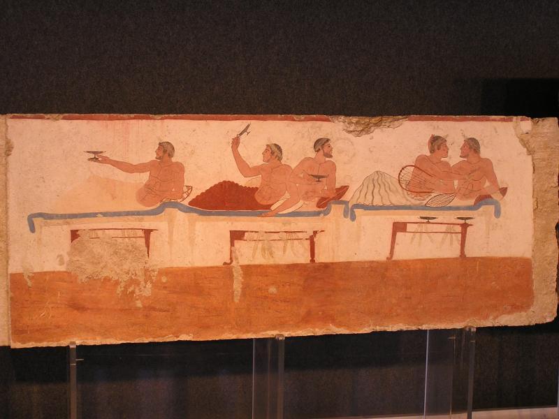tomb engraving