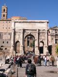 Arch of Septimius Severus