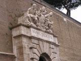 Front Door Vatican Museum