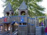 Kids Kingdom in Drakes Creek Park
